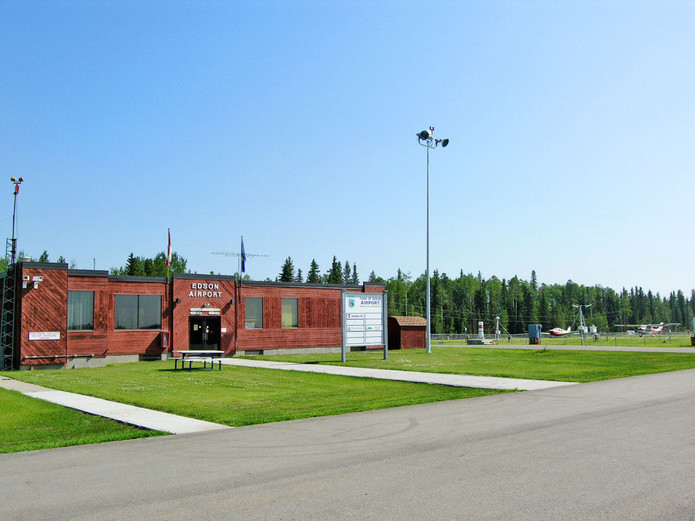 Edson Airport