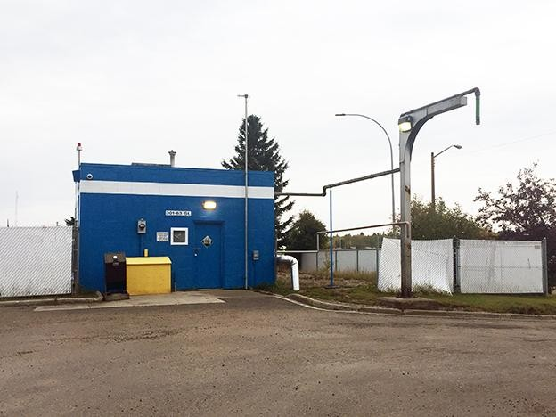 Budget Truck Sales >> Bulk Water Sales: Town of Edson